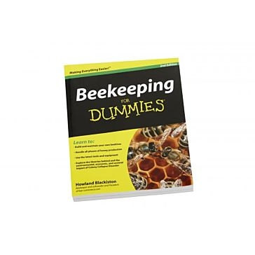 Beekeeping for Dummies Book 2nd Edition by Howland Blackiston