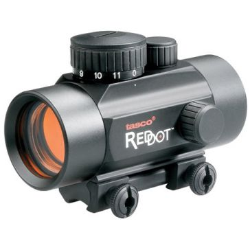 Bushnell 1x30 Tasco Red Dot Rifle Scope BKRD30