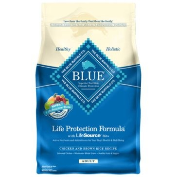 Blue Buffalo Life Protection Chicken & Brown Rice Adult Dry Dog Food
