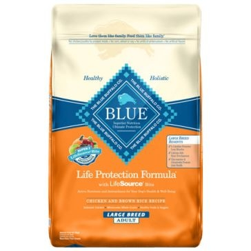 Blue Buffalo Life Protection Adult Large Breed Chicken & Brown Rice Recipe Dry Dog Food