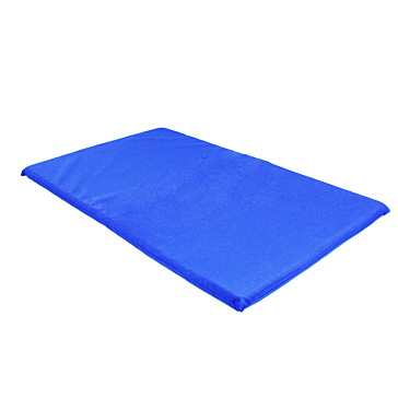 "Brinkmann Pet 20""x33"" Weatherproof Kennel Pad KP2033-490 Dark Blue"