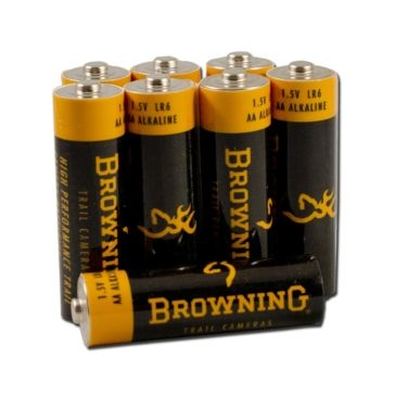 Trail Camera AA Batteries