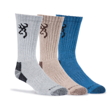 Men's Browning Crew Socks