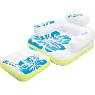 Bestway CoolerZ Tiki Time Lounger 43128E
