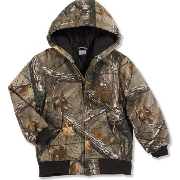 Carhartt Boys Realtree Xtra Active Jacket