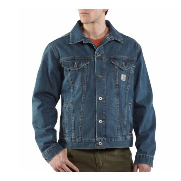 Carhartt Denim Jean Jacket J291