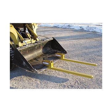 Worksaver Clamp-On Bucket Forks BF-2000