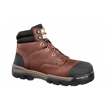 Carhartt Men's Peanut Oil Tan Boot