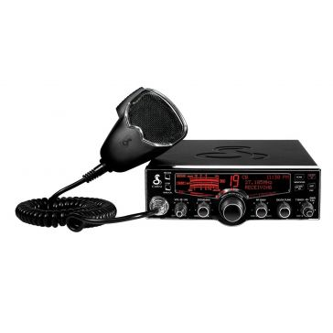 Cobra 29 LX 4-Color LCD Pro CB Radio w/ Weather