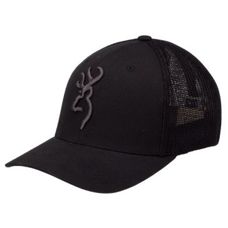 Browning Colstrip Mesh Back Black Cap