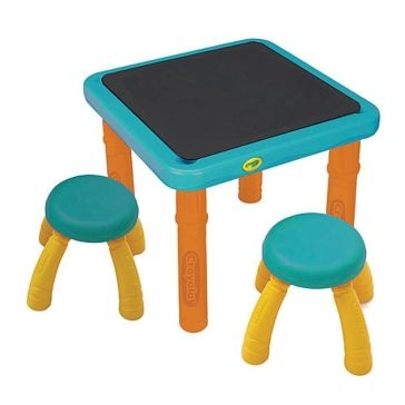 Crayola Sit-N-Draw Play Table
