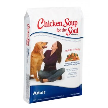 Chicken Soup for the Soul Adult Formula Dry Dog Food