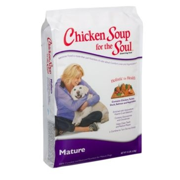 Chicken Soup for the Soul Mature Formula Dry Dog Food