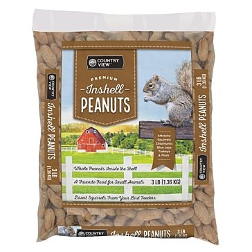 Country View Inshell Peanuts