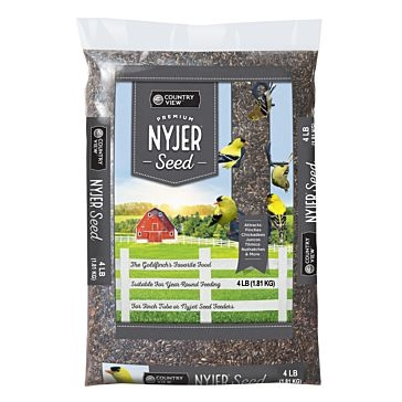 Country View Nyjer Seed 4lb