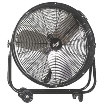 "Comfort Zone 24"" Industrial Drum Fan CZMC24"