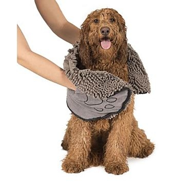 Dog Gone Smart Dirty Dog Shammy Towel