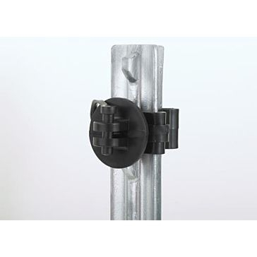 Dare Electric Fence Insulators for T-Posts 25-pack
