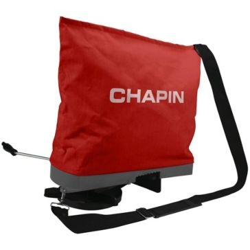 Chapin 25lb Shoulder Broadcast Spreader