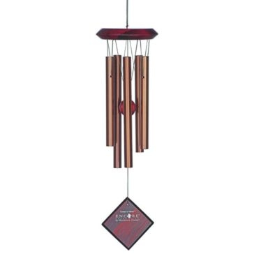 Encore 17in Chimes Of Mars Bronze Wind Chime DCB17