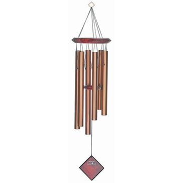 Encore 27in Chimes of Pluto Bronze Wind Chime DCB27