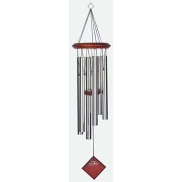 Encore 27in Chimes of Pluto Silver Wind Chime DCS27