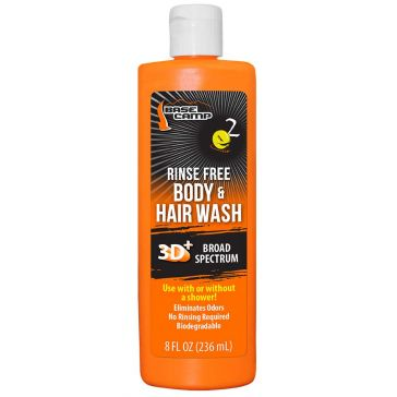 Dead Down Wind Rinse-Free Body & Hair Wash 8oz