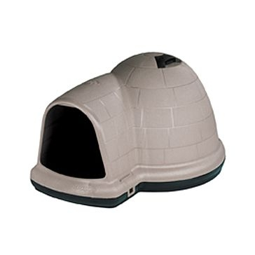 Petmate Dogloo Indigo Large Igloo Shape Dog House