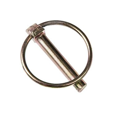 Double HH Lynchpin 1/4-inch 4-Pack