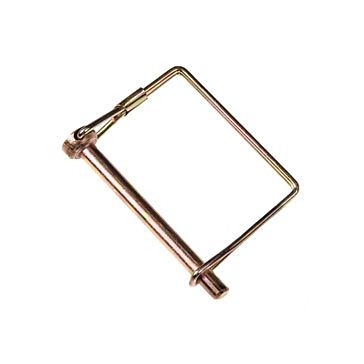 Double HH Square Lock Pin 3/8in