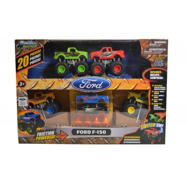 Monster Maniac Deluxe 20-Piece Set
