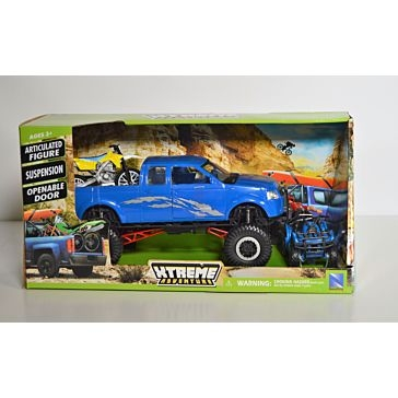 New Ray 1:20 Pickup 4x4 Off Road Playset