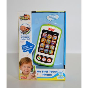 My First Touch Phone