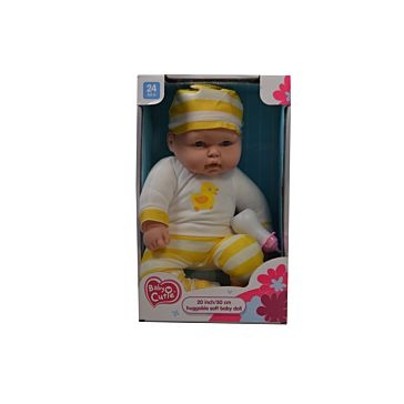 Soft Baby Doll 20""