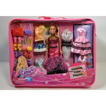 Fashion Collection With Doll