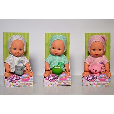 "10"" Doll Bathing Assortment"