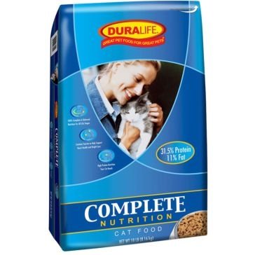 Duralife Complete Dry Cat Food