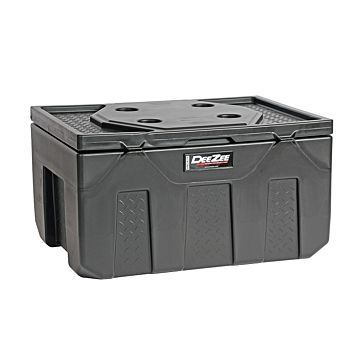 DeeZee Large Poly Truck Storage Chest 10.4 cu ft