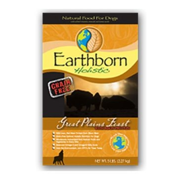 Earthborn Great Plains Feast Natural Dry Dog Food