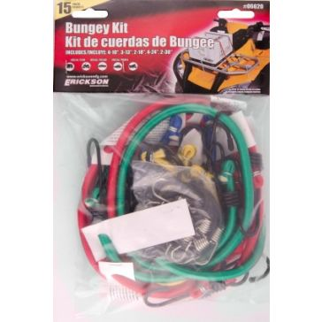 Erickson 15-Pack Bungee Cord Pouch