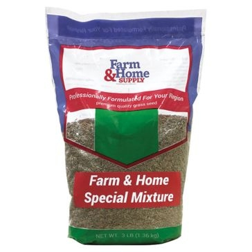 Lifetyme Quick Lawn Special Mixture Grass Seed 3lb.