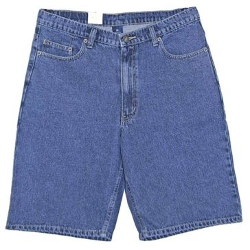 Full Blue 5 Pocket Shorts