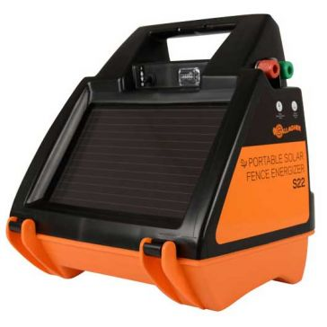 Gallagher S22 12-Mile Solar Fence Energizer
