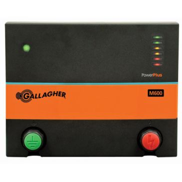 Gallagher M600 Power Plus Fencer G381504