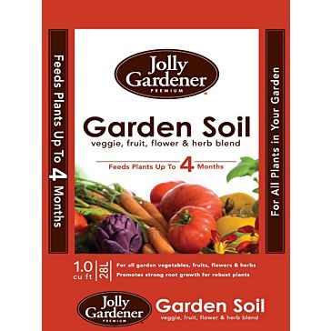 Jolly Gardener Garden Soil 1 cu ft