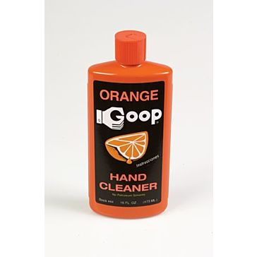 Goop Orange Hand Cleaner 16oz Squeeze Tube