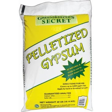 Greenskeepers Secret Pelletized Gypsum 40lb