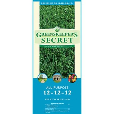 Greenskeepers Secret All Purpose 12-12-12 Fertilizer 35lb