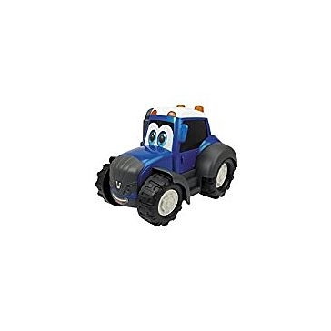 "Dickie Toys 10"" Happy Tractor"
