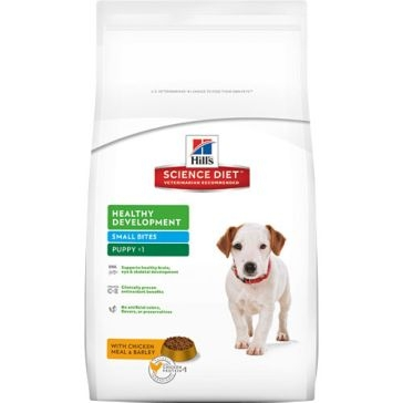 Hill's Science Diet Healthy Development Small Bites Dry Puppy Food